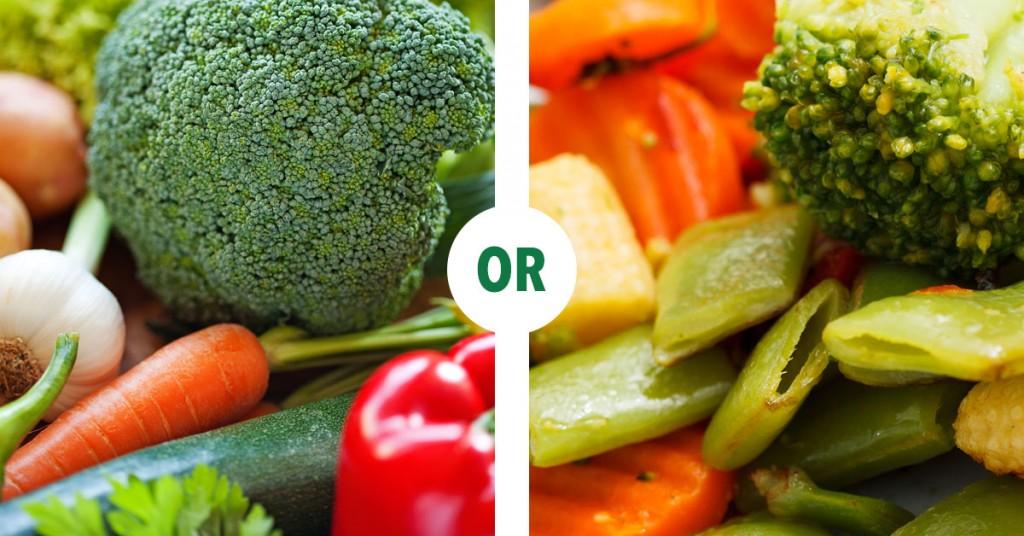 Επεξεργασία τροφίμων και θρεπτική αξία!
