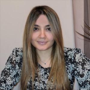 Ιακωβίνα Σέργη, Κλινική Διαιτολόγος Διατροφολόγος NutriClinic